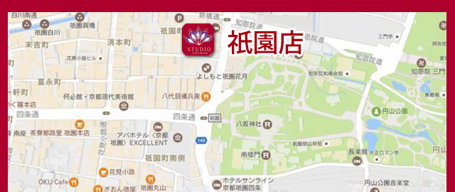 MAP祇園店